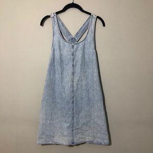 Vintage Women's summer dress denim